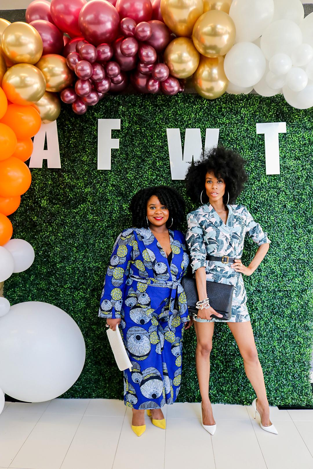 African Fashion Week Toronto Round up